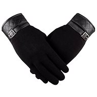 Lea Retro Black - Gloves