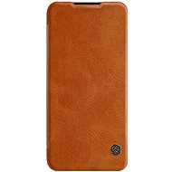Nillkin Qin Book for Xiaomi Redmi Note 7 Brown - Mobile Phone Case