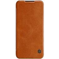 Nillkin Qin Book for Huawei P30 Brown