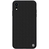 Nillkin Textured Hard Case for Apple iPhone XR Black - Mobile Case