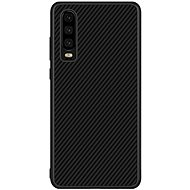 Nillkin Synthetic Fiber Carbon for Huawei P30 Black