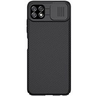 Nillkin CamShield Cover for Samsung Galaxy A22 5G Black - Mobile Case