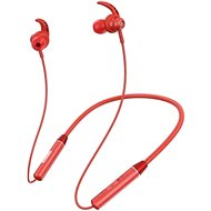 Nillkin SoulMate E4 Neckband Bluetooth 5.0 Earphones Red - Wireless Headphones