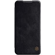 Nillkin Qin Leather Case for Xiaomi Redmi 9, Black - Mobile Phone Case