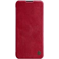 Nillkin Qin Leather Case for Samsung Galaxy A11, Red - Mobile Phone Case