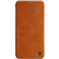 Nillkin Qin Book for Apple iPhone 11 brown - Mobile Phone Case