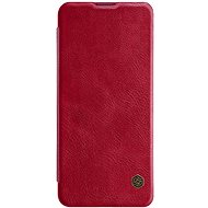 Nillkin Qin Leather Case for Xiaomi Mi 10/10 Pro Red - Mobile Phone Case