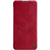 Nillkin Qin Leather Case for Huawei P40 Pro, Red - Mobile Phone Case