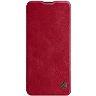 Nillkin Qin for Samsung Galaxy A31, Red - Mobile Phone Case