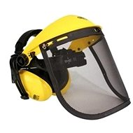 Oregon Protective shield with headphones - steel mesh Q515061 - Protective Shield