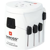SKROSS PRO World & USB PA41 - Travel Power Adapter