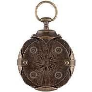 IRONGLYPH Compass 16GB, Antique Gold - USB Flash Drive