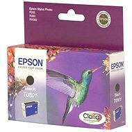 Epson T0801 Black - Cartridge