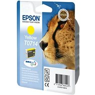 Epson T0714 Yellow - Cartridge