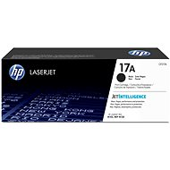 HP CF217A No. 17A black - Toner