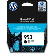 HP 953 Black Original Ink Cartridge (L0S58AE) - Cartridge