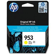 HP 953 Yellow Original Ink Cartridge (F6U14AE) - Cartridge