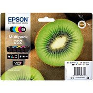 Epson 202 Claria Premium Multipack - Cartridge