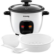 Siguro RC 350 Rice Chef with Steamer - Rice Cooker