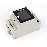 Shelly 4PRO, DIN Rail Switching Module, 4x 10A, WiFi - Switch