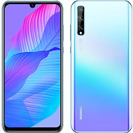 Huawei P Smart S Gradient White - Mobile Phone