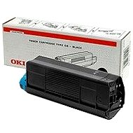 Toner OKI 44469704 yellow - Toner