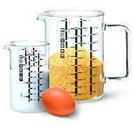SIMAX Measuring Jugs 2pcs - Bowl Set