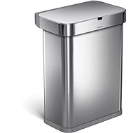 Simplehuman ST2031, 58l, Stainless Steel