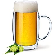 SIMAX Beer Glasses with Handle, 0,5l - Beer Glass