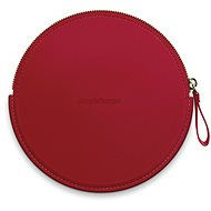 Simplehuman Sensor Compact Zip Case Red Case with Zip for Pocket Mirrors ST9004