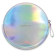 Simplehuman Sensor Compact Zip Case, Rainbow Case with Zipper for ST9006 Pocket Mirrors - Case