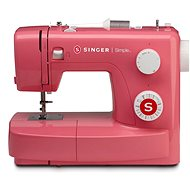 SINGER SIMPLE 3223 RED - Sewing Machine