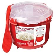 SISTEMA 2.6l  Microwave Rice Cooker - Accessories