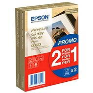 Epson Premium Glossy Photo 10x15cm 40 sheets - Photo Paper