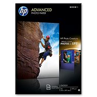 HP Advanced Glossy Photo Paper 10 x 15cm