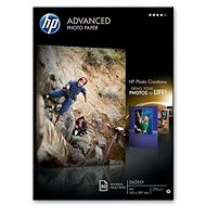 HP Advanced Glossy Photo Paper A4 - Photo Paper