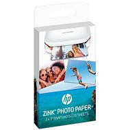 HP ZINK Sticky-Backet Photo Paper - Paper
