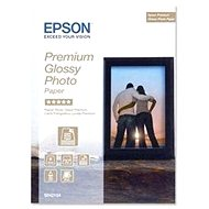 Epson Premium Glossy Photo 13 x 18cm 30 sheets - Photo Paper
