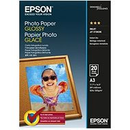 Epson Photo Paper Glossy A3 20 Sheets - Photo Paper