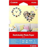 Canon Restickable Photo Paper RP-101 - Photo Paper