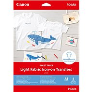 Canon Light Fabric Iron-On LF-101 A4 - Photo Paper