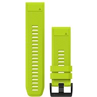 Garmin QuickFit 26 silicone yellow - Watch band