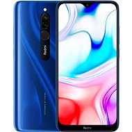Xiaomi Redmi 8 LTE 64GB Blue - Mobile Phone
