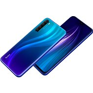 Xiaomi Redmi Note 8 64GB Blue - Mobile Phone