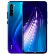 Xiaomi Redmi Note 8 128GB, Blue - Mobile Phone