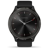Garmin vívomove 3 Sport, Slate Black - Smartwatch