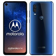 Motorola One Vision Blue - Mobile Phone