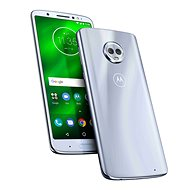 Motorola Moto G6 Plus, Single SIM, Light Blue - Mobile Phone