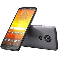 Motorola Moto E5 Grey - Mobile Phone