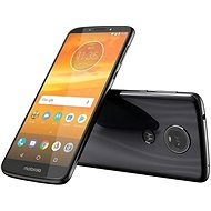 Motorola Moto E5 Plus Grey - Mobile Phone